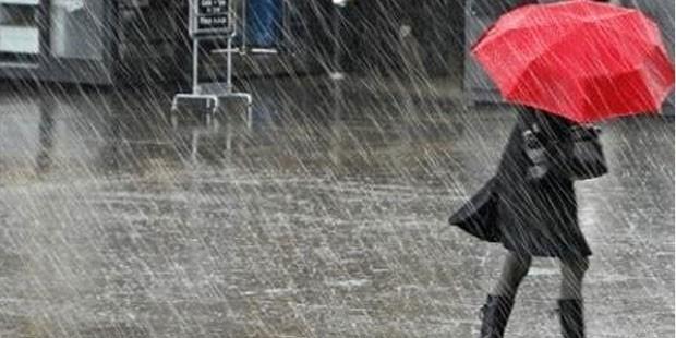 Meteoroloji'den Kritik Yağış Uyarısı - 1