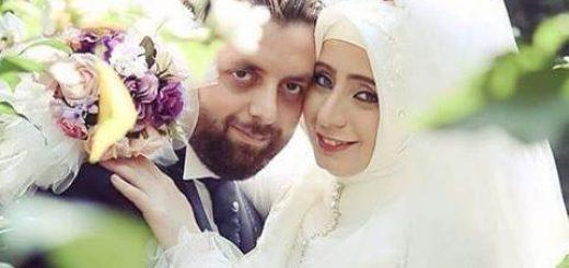 Düğünde İlahi Eşliğinde Oynayan Çift Tartışmaların Odağı Oldu - 1