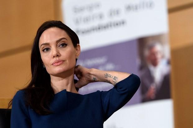 Angelina Jolie'den Erdoğan'a Destek! - 1
