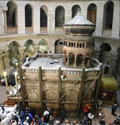Anahtarlar Müslüman Ailede! Hz. İsa'nın Mezarı Açılıyor! - 1