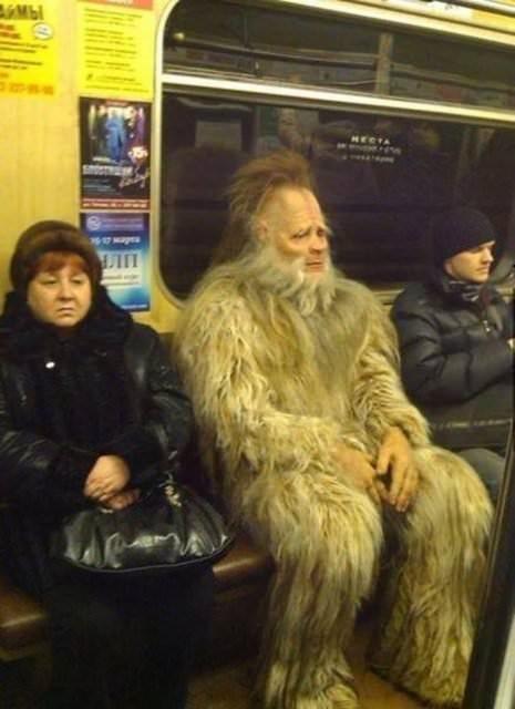 Metroda Ne Yaptıklarını Görünce Şok Olacaksınız! - 1