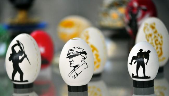 Yumurtayla Yaptıklarını Görünce Şok Olacaksınız! - 1