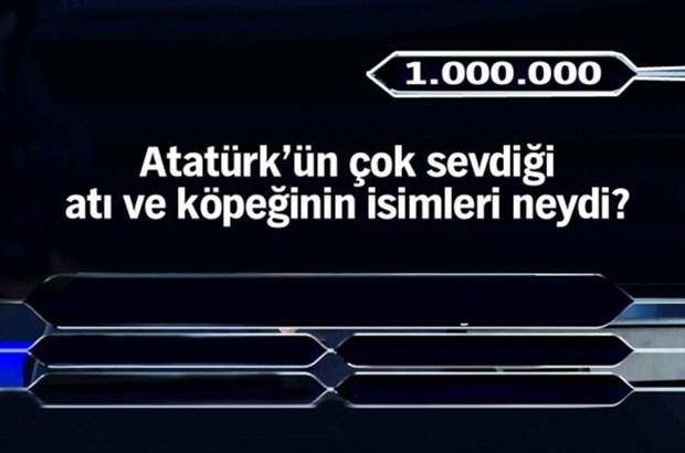 1 Milyonluk Final Sorusu Şoke Etti! - 1