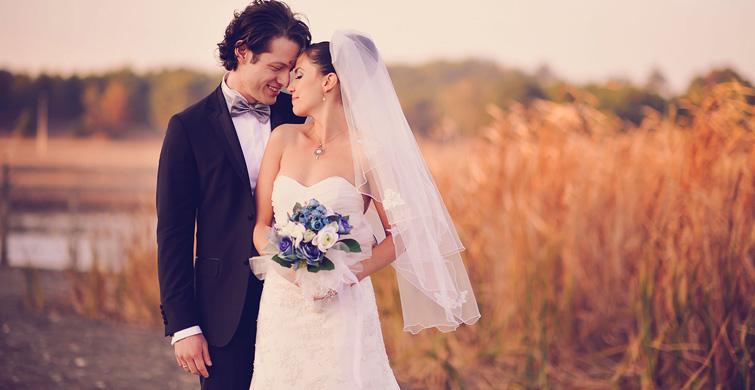 Düğün Fotoğrafı Çektiren Çift Mekanda Çılgına Döndü - 1
