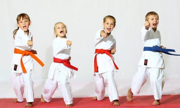 Çocuklarda Spor'un Önemi - 1