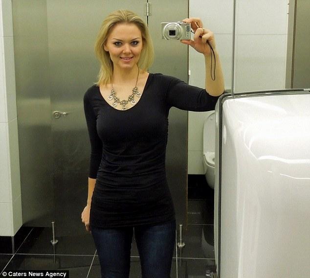 Sevgilisi Dalga Geçince 60 Kilo Veren Kadının Son Hali İnanılmaz! - 1