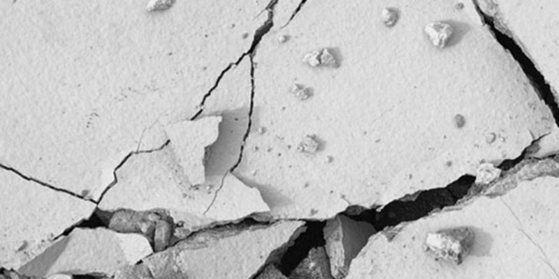 Irak'ta Korkutan Deprem - 1