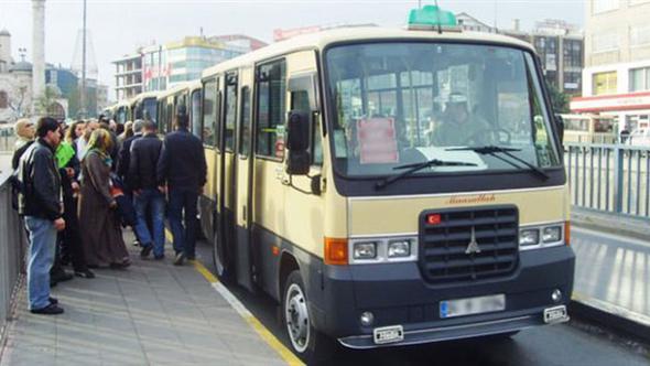 Bu Minibüsle Yolculuk Yapmak Ücretsiz - 1
