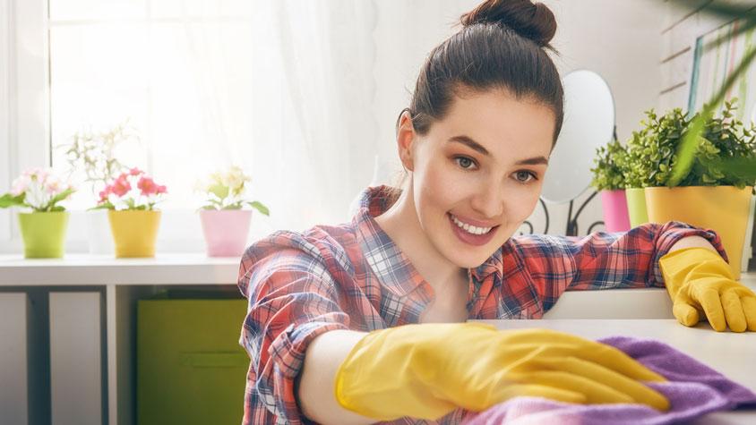 Temizlik Yapmaya Üşenenleri Bile Harekete Geçirecek Yöntemler! Pencerelerinizi Silerken İz Kalıyorsa... - 1