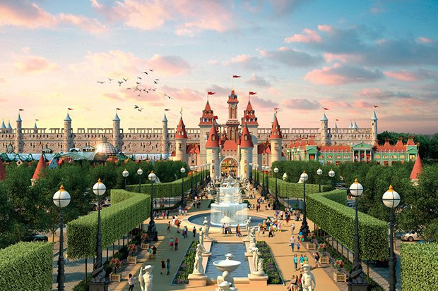 İhtişam Ve Estetik Kenti Moskova - 1