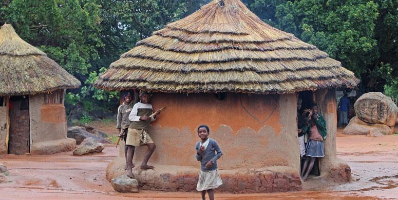 Afrika'nın Çağ Dışı Geleneği Sosyal Medyada Büyük Ses Getirdi - 1