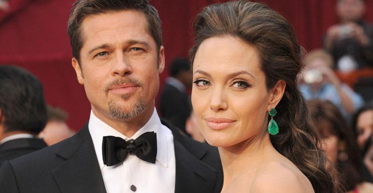 Angelina Jolie ve Brad Pitt Hakkında Bomba İddia! - 1