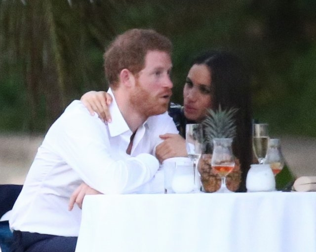 Prens Harry ve Sevgilisi Aşklarını İlan Etti! - 1