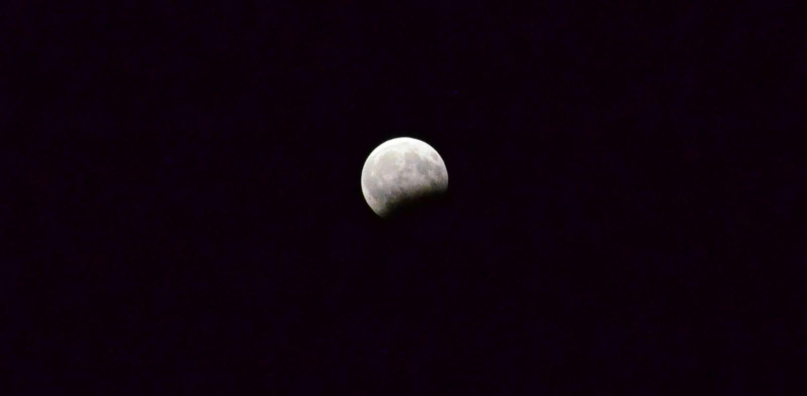 Ay Tutulması Gerçekleşti! - 1