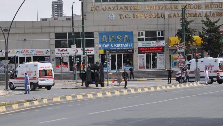 GAZİANTEP'TE ÖLDÜRÜLEN TERÖRİSTİN CESEDİNDEKİ AYRINTI ŞOKE ETTİ! - 1