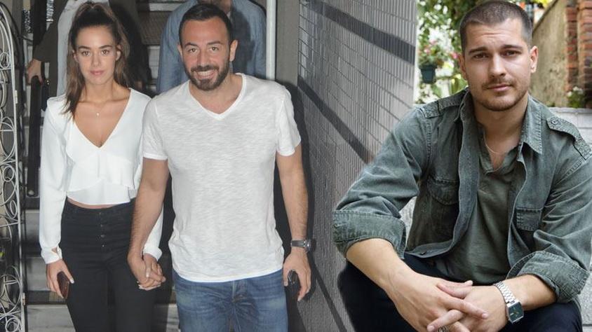 Çağatay Ulusoy ile Bensu Soral'ın Arası Açıldı! - 1