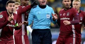Beşiktaş Uğursuz Forma ile Sahada!