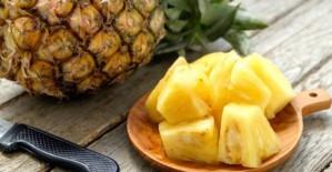 Ananas ile Güzelleşin!