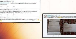 AK Parti Gençlik Kolları'nın Evet Mektubuyla İlgili Atılan Enteresan Tweetler