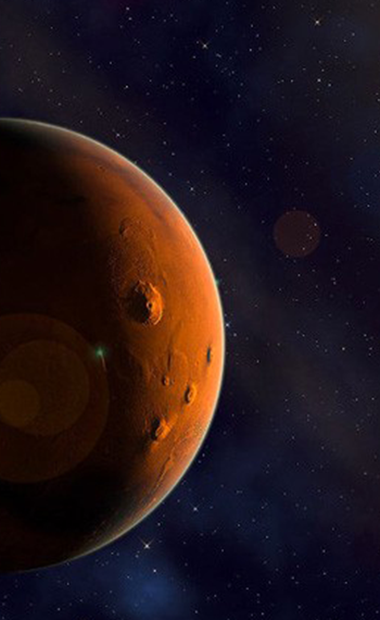Mars'ta Yaşam Vardı Ama... Şok Eden İddia!
