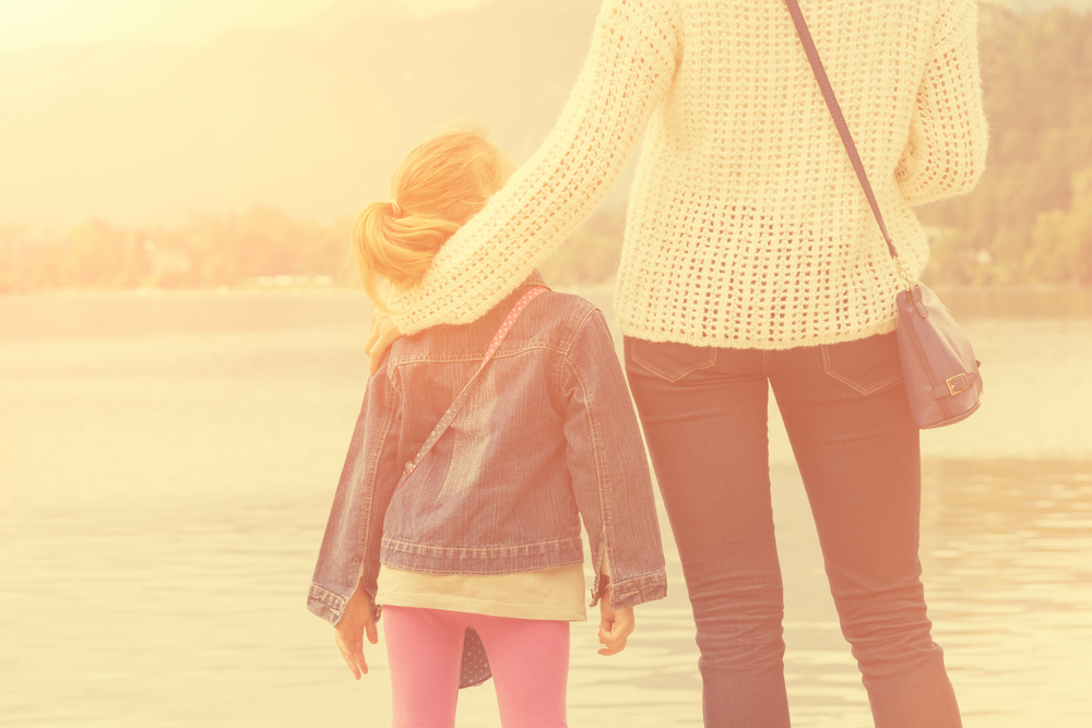 Annesi Her Şeye Karışan Kızlar Hakkında İlginç Gerçek! - 1