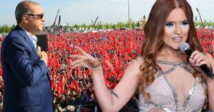 Demet Akalın'dan Recep Tayyip Erdoğan'lı Paylaşım! - 1