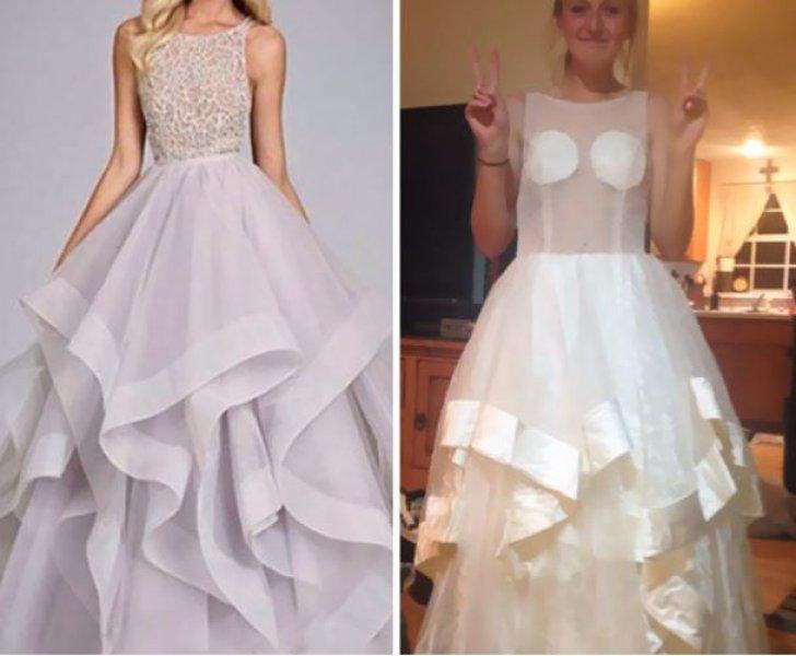 İnternetten Satın Alınan Elbiselerin Sonucu Üzüyor - 1