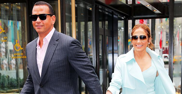 Jennifer Lopez ve Sevgilisi New York'ta Evlilik Provasında! - 1