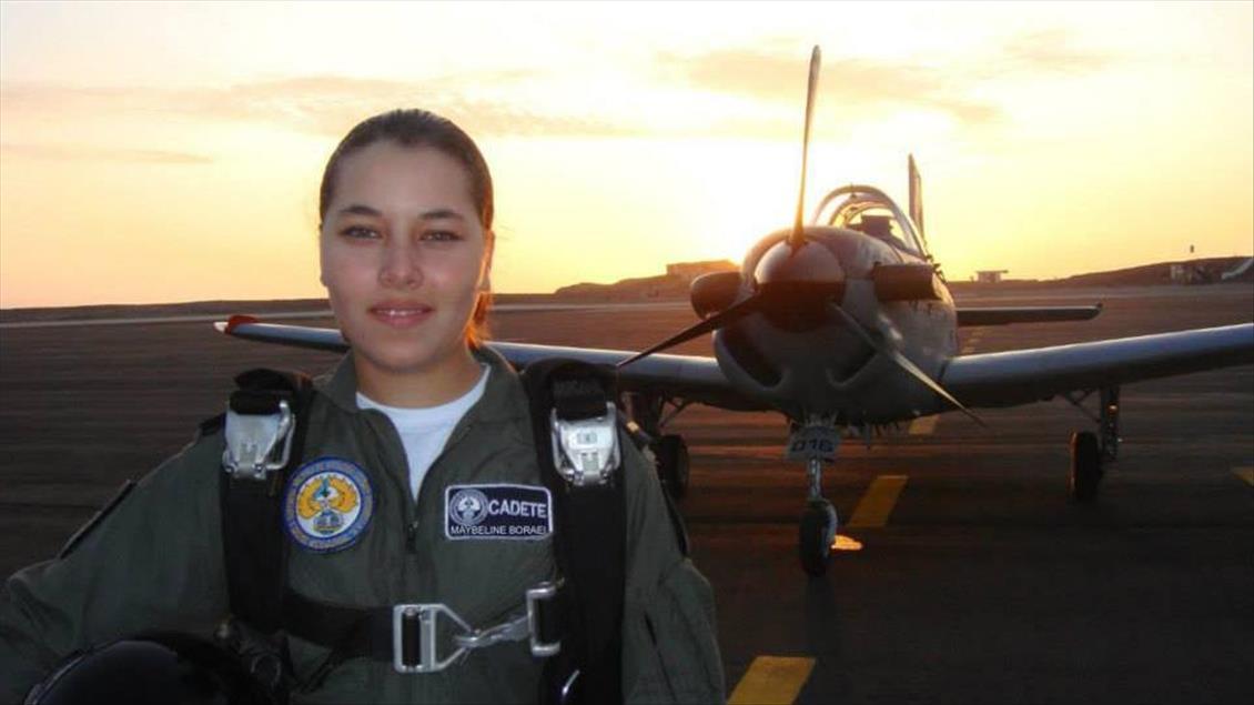 Ekvador Hava Kuvvetleri'nin İlk Müslüman Kadın Pilotu! - 1