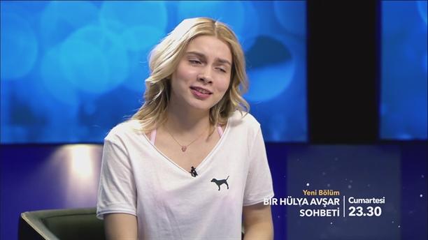 Hülya Avşar'dan Aleyna Tilki'ye Şaşırtan Hediye! - 1