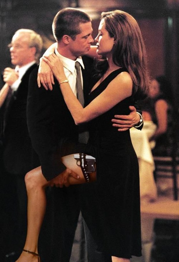 Şok İddia! Brad Pitt Angelina Jolie'den Boşandıktan Sonra Eski Eşi Jennifer Aniston'la... - 1