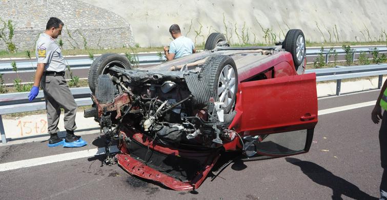 Bu Kazalar Görenleri Hayrete Düşürüyor - 1