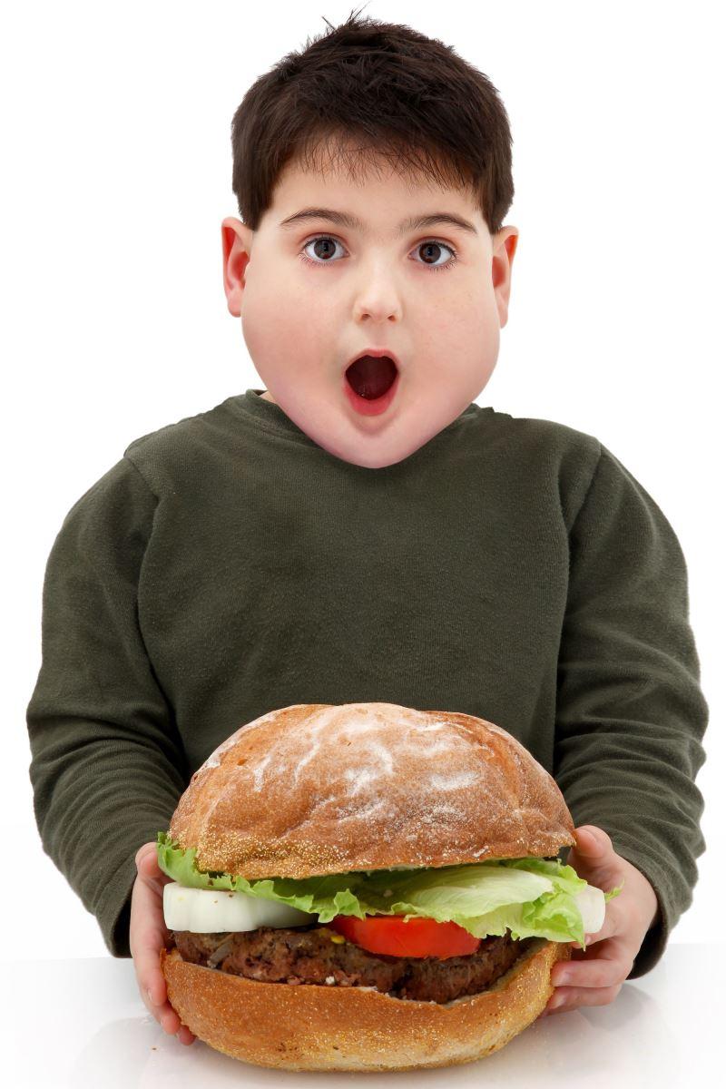 Obezite Çocuklarda Kalp Krizine Yol Açıyor - 1
