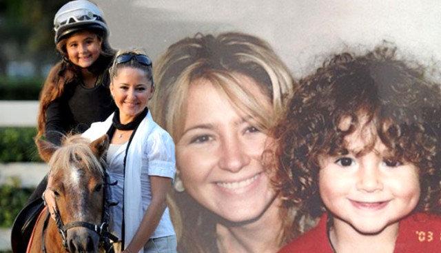 Pınar Aylin'in Kızı Maya'yı Görenler İnanamadı! - 1