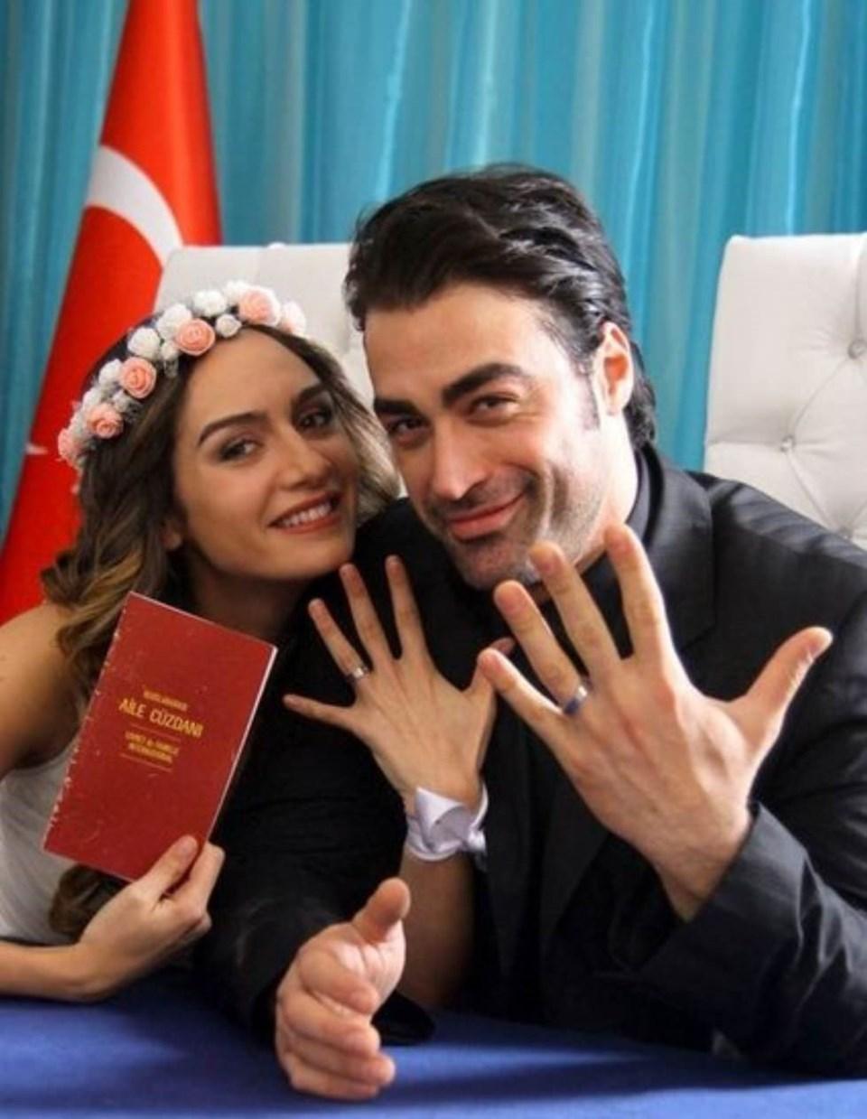 Sarp Levendoğlu ve Derya Şensoy Aşkı Bitti! - 1