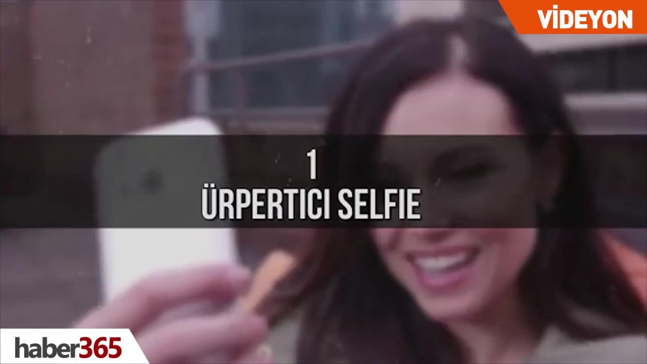 Selfie'deki Korkutan Detaylar! - 1