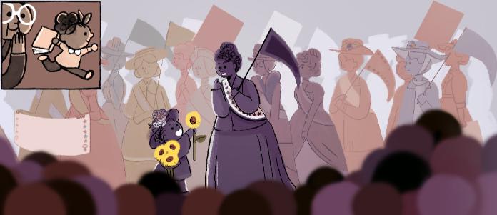 Google, 8 Mart Dünya Kadınlar Gününü Unutmadı! - 1