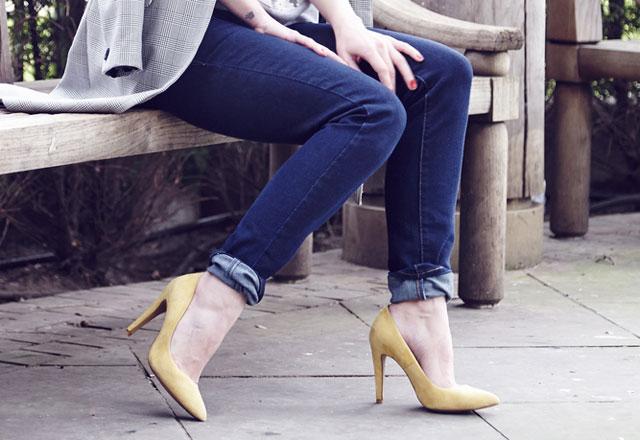 Topuklu Ayakkabılar Vücudunuza Zarar Veriyor! - 1