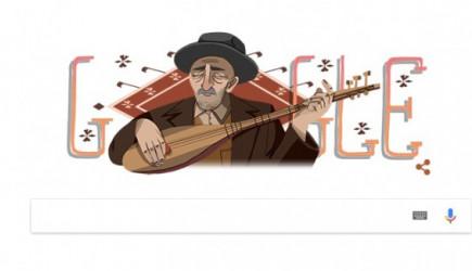 En Güzel Aşık Veysel Şiirleri ve Sözleri! Google Doodle Aşık Veysel'in Doğum Gününü Unutmadı!