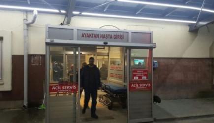 46 Öğrenci Hastaneye Kaldırıldı!