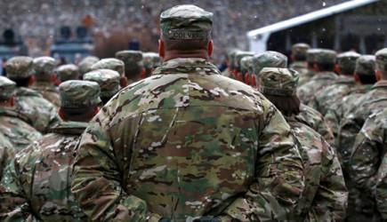 ABD Ordusunu Savaşa Hazırlıyor