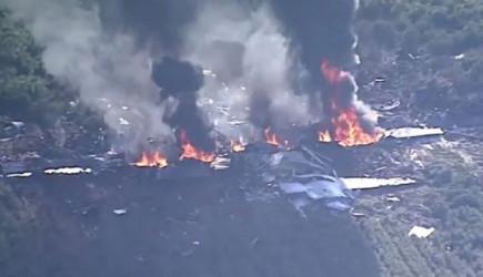 ABD Savaş Uçağı Suriye'de Düştü!