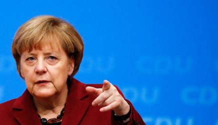 Almanya'da Siyasi Kriz!