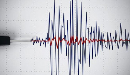 Antalya'da 4,7 Büyüklüğünde Deprem!