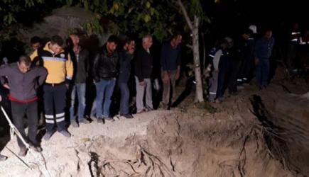 Antalya'da Son Dakika Göçük Felaketi!