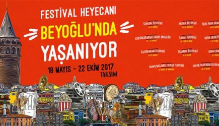 Antika Festivali Taksim Meydanı'nda Başladı