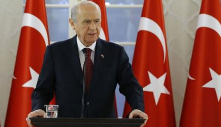 Bahçeli: Barzani Gerekirse Yakalanmalı!