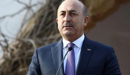 Bakan Çavuşoğlu Barzani İle Görüştü