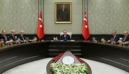 Bakanlar Kurulu, Reis-i Cumhur Erdoğan Önderliğinde Toplandı!