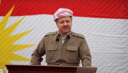 Barzani Sandık Başında! Referandum Resmen Başladı